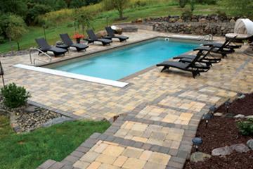 Michigan Brick Pavers