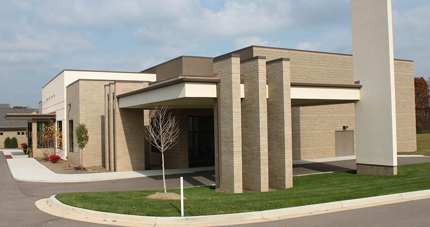 Concrete Masonry Units Michigan