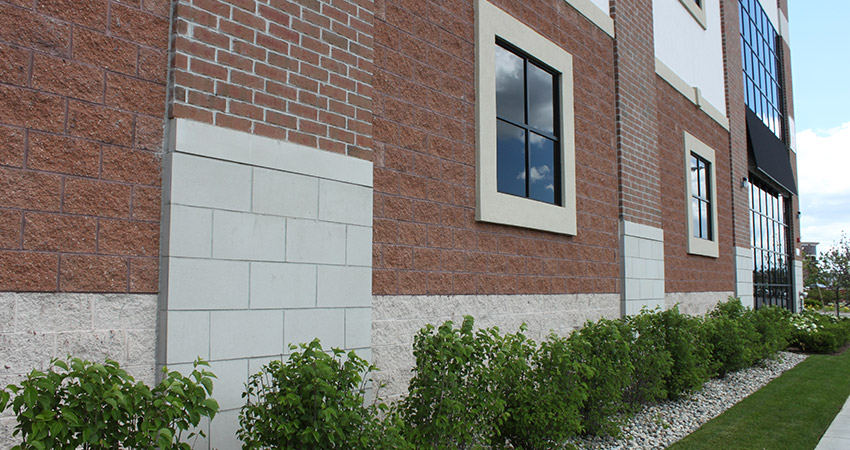 Concrete masonry units fendt products for Insulated concrete masonry units