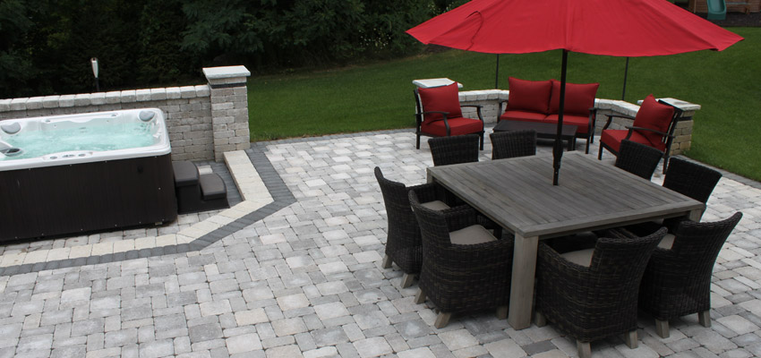 Michigan Brick Pavers