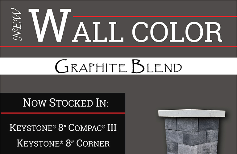 Fendt Products - Wall Color - Graphite Blend Flyer